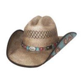 BULLHIDE BULLHIDE STRAW HAT TOO GOOD