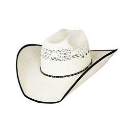 BULLHIDE BULLHIDE STRAW HAT BEER TIME 20X