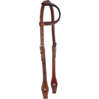 COUNTRY LEGEND COUNTRY LEGEND BARBWIRE ONE EARED HEADSTALL