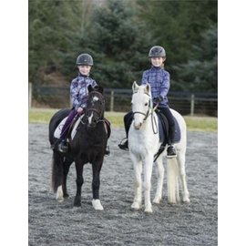 KERRITS KERRITS KIDS COUNTER CANTER FLEECE HALF ZIP TOP