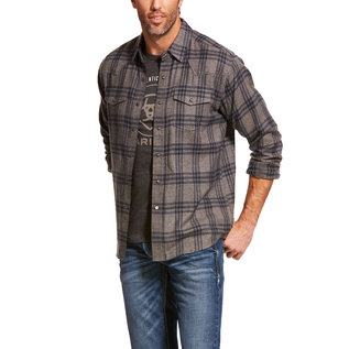 ARIAT ARIAT MEN'S FOGGIE RETRO FIT SNAP SHIRT