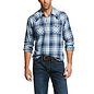ARIAT ARIAT MEN'S JUPITER RETRO FIT SNAP SHIRT