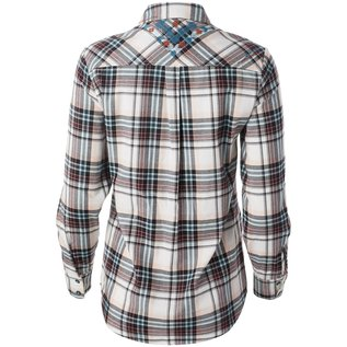 ARIAT ARIAT WOMENS BONNIE SPRINGS SHIRT IN MULTI PLAID