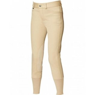 DUBLIN DUBLIN KIDS FRONT ZIP BREECHES
