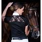 HORSEWARE IRELAND HORSEWARE SARA COMPETITION SHIRT BLACK LADIES SHORT SLEEVE