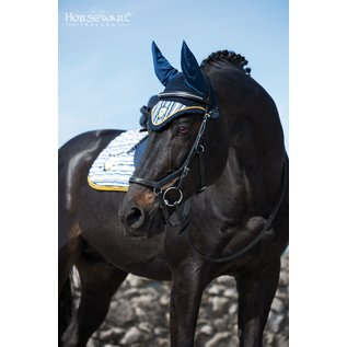HORSEWARE IRELAND HORSEWARE RAMBO FASHION EAR NET