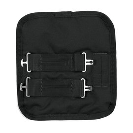 HORSEWARE IRELAND HORSEWARE AMIGO CHEST EXTENDER BLACK