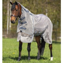 "HORSEWARE IRELAND ""NEW""HORSEWARE RAMBO PROTECTOR DETACH-A-NECK FLY SHEET"