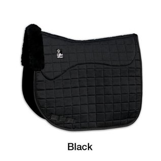 PROFESSIONAL'S CHOICE PROFESSIONAL'S CHOICE STEFFEN PETERS SMX LUXURY SHEARLING DRESSAGE PAD
