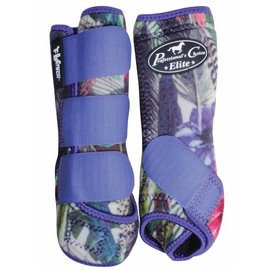 PROFESSIONAL'S CHOICE PROFESSIONAL'S CHOICE VENTECH ELITE SPORTS MEDICINE BOOTS - PATTERNED 2 PACK