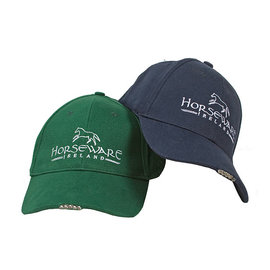 HORSEWARE IRELAND HORSEWARE CAP WITH LED LIGHTS