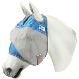 CASHEL CASHEL CRUSADER FLY MASK - BLUE