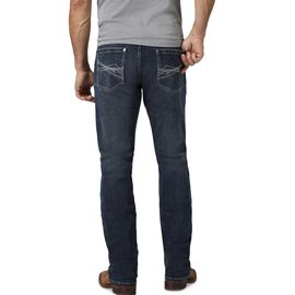 WRANGLER WRANGLER MENS ROCK 47 SLIM STRAIGHT JEANS