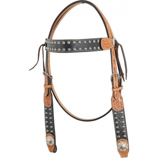 COUNTRY LEGEND COUNTRY LEGEND ELEPHANT CARVING WITH SUNSPOTS BROWBAND