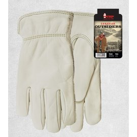 WATSON GLOVES WATSON CANADIAN OUTSIDER LINED LEATHER GLOVES
