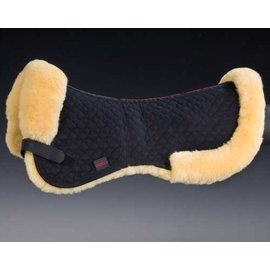 CHRIST CHRIST SHEEPSKIN HALF PAD WITH REAR TRIM