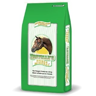 HOFFMAN HOFFMANS HORSE MINERAL (GREEN) 20KG