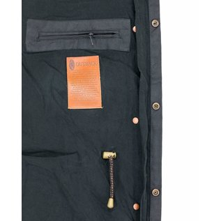 OUTBACK OUTBACK OILSKIN JACKET LOW RIDER DUSTER UNISEX