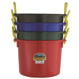 LITTLE GIANT LITTLE GIANT MINI MUCK BUCKET - 40QT