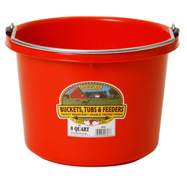 LITTLE GIANT LITTLE GIANT PLASTIC ROUND BUCKET - 8QT