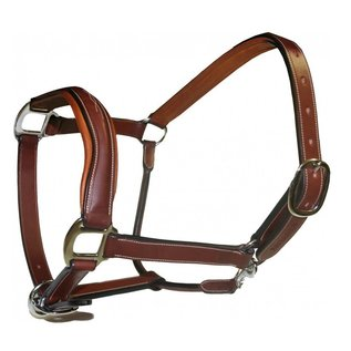 ANTARES ANTARES LEATHER HALTER