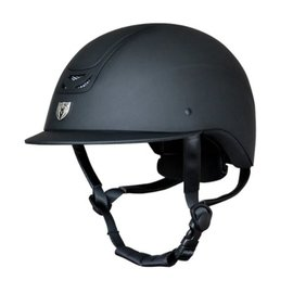 TIPPERARY TIPPERARY ROYAL TRADITIONAL BRIM MATTE TRIM HELMET