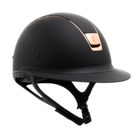SAMSHIELD SAMSHIELD MISS SHIELD ROSE GOLD HELMET