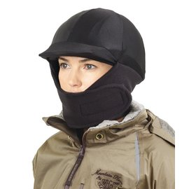 OVATION WINTER FLEECE HELMET COVER BLACK