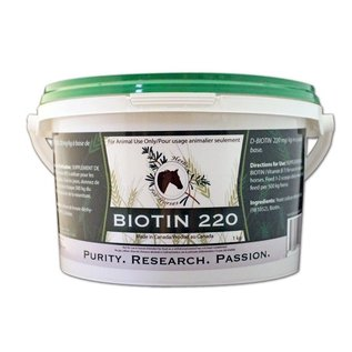 HERBS FOR HORSES BIOTIN 220  BY HERBS FOR HORSES