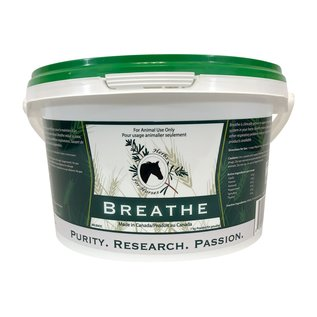 HERBS FOR HORSES BREATHE WITH GARLIC BY HERBS FOR HORSES