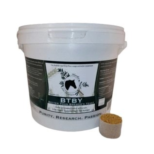 HERBS FOR HORSES BTBY (BETTER THAN BREWERS YEAST) BY HERBS FOR HORSES