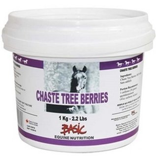 BASIC EQUINE CHASTE TREE BERRY BY BASIC EQUINE