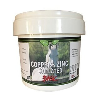 BASIC EQUINE COPPER & ZINC BY BASIC EQUINE