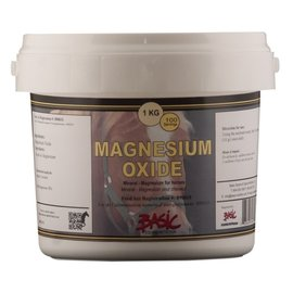 BASIC EQUINE MAGNESIUM OXIDE PURE BY BASIC EQUINE