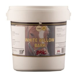 BASIC EQUINE WHITE WILLOW BARK BY BASIC EQUINE