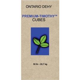 ONTARIO DEHY ONTARIO DEHY PREMIUM TIMOTHY CUBES 50lbs