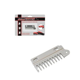 SOLOGROOM SOLO COMB REPLACEMENT BLADES