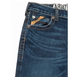 ARIAT ARIAT BOYS RELAXED BOOT CUT JEAN IN CHIEF