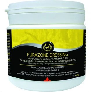 GOLDEN HORSESHOE GOLDEN HORSESHOE FURAZONE DRESSING
