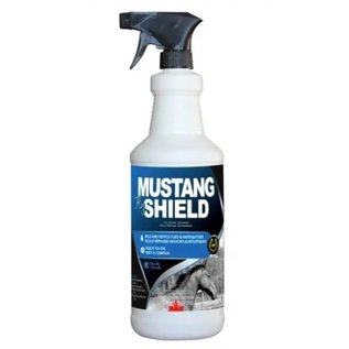 GOLDEN HORSESHOE GOLDEN HORSESHOE MUSTANG FLY SHIELD/SPRAY