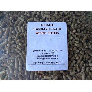 GILDALE GILDALE STANDARD GRADE STOVE PELLETS (65/SKID)