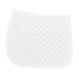 SILVERLINE SILVERLINE DRESSAGE PAD WHITE-34255