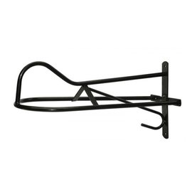 GER-RYAN WALL MOUNTED WESTERN SADDLE RACK