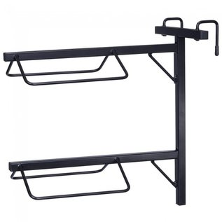 TOUGH-1 JT TOUGH-1 BREAKDOWN PORTABLE DOUBLE SADDLE RACK