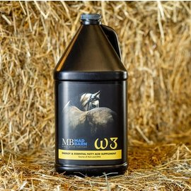 MAD BARN INC MAD BARN W-3 OIL