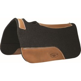 MUSTANG MUSTANG CONTOURED FELT PONY PAD
