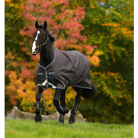 HORSEWARE IRELAND HORSEWARE AMIGO BRAVO 12 PONY TURNOUT LITE BLANKET (0G)