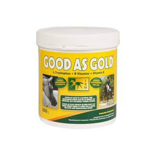 TRM (THOROUGHBRED REMEDIES  MANUFACTURING) GOOD AS GOLD