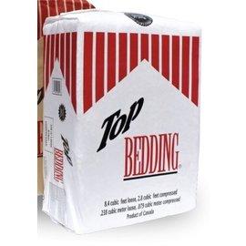 TOP BEDDING TOP BEDDING MEDIUM SHAVINGS (RED STRIPE)