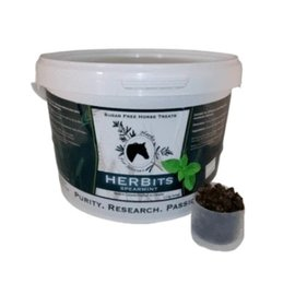 HERBS FOR HORSES HERBITS SUGARLESS HORSE TREATS BY HERBS FOR HORSES (SPEARMINT)